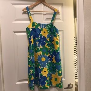 Flower power dress! Great spring summer dress!